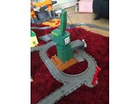 Thomas and friends take n play sets and engines