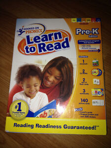 Hooked on Phonics Learn to Read Pre-K Edition