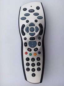 Sky + HD Remote Control with rechargeable batteries