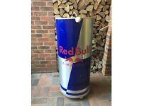 Red Bull Fridge