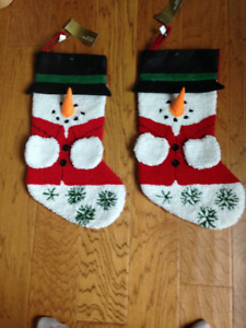 NEW with tags Christmas stocking