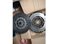 Ford Focus st clutch taken of car that has done 27k miles