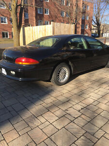 2002 Chrysler Concorde LXI Berline