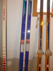 Cross country ski gear
