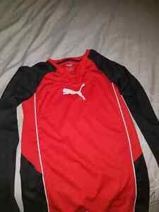 Boys Puma shirt  Cambridge Kitchener Area image 1