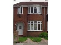 THREE Bed Semi detached House