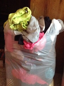 Two big bags of clothes Kitchener / Waterloo Kitchener Area image 2