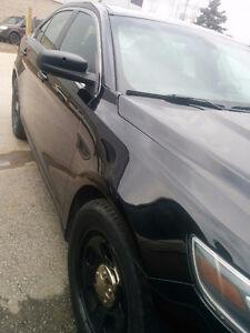 2014 Ford Taurus Sedan Police Interceptor