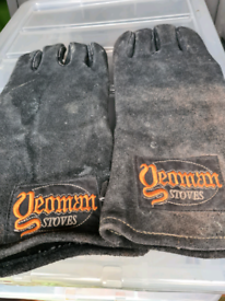 Yeoman Fire Resistant Gloves