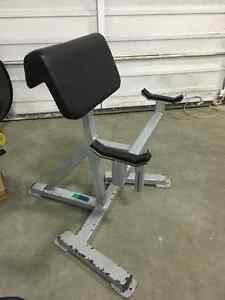 Strength Fitness Equipment: Preacher Curl for sale!
