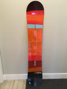 Burton Custom Flying V 154cm Snowboard Deck