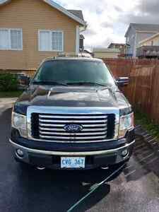 2012 Ford F150 XLT with the XTR and warranty