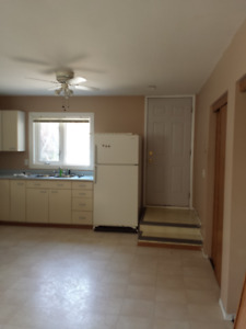 2 bedroom suite on an acreage