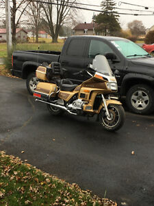 Honda Goldwing Limited Edition
