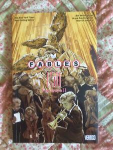 Fables! 32 Comics!