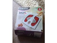 Homedics dual foot massager model FMV-300-EU