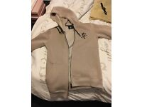 Gym king zip hoodie nomad SMALL