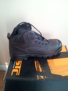 NEW STC LEATHER WORK BOOTS!!