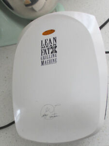George Foreman LeanMean Fat Grilling Machine