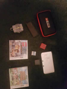 3ds for sale plus games