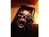 Samsung s5 skull case