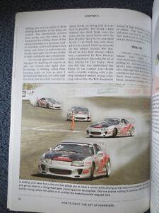 HOW TO DRIFT   NEW BOOK Cambridge Kitchener Area image 6