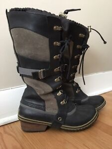 Sorel Conquest Carly boot size 9 West Island Greater Montréal image 1