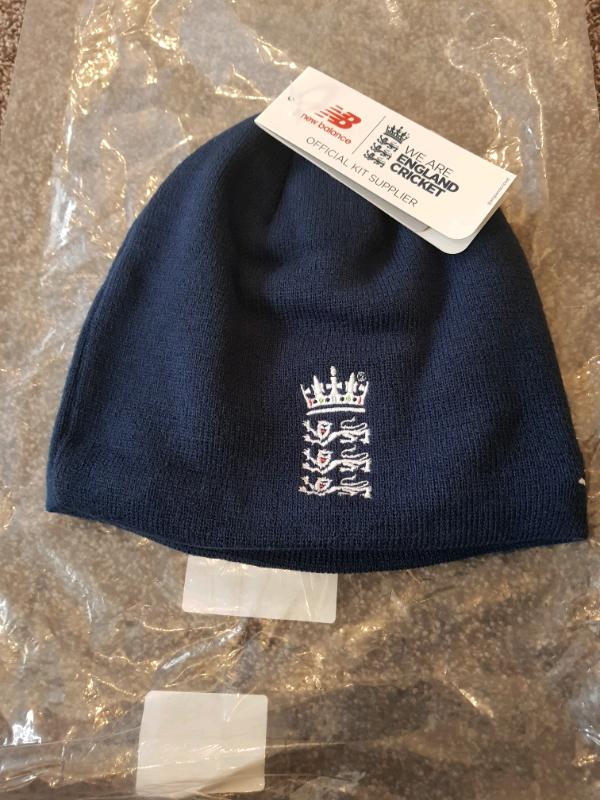 3fa1754d02980a New Balance England Cricket Beanie | in Bradford, West Yorkshire ...