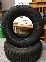 2 Mickey Thompson tires for sale