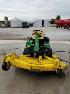 JD F935 Front Mount Commercial Mower