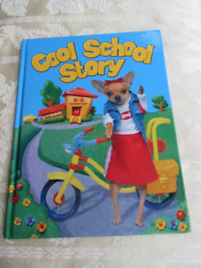 Cool School Story - Lucy the costumed Chihuahua