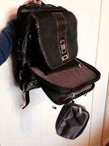 Stylish Brand New Onyx Laptop Backpack / Sac a dos West Island Greater Montréal image 5