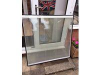 Internal / integrated window blind