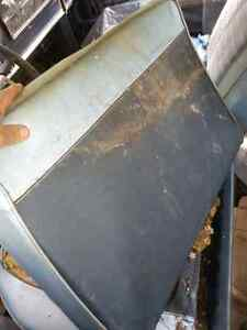 1967 Plymouth Belvedere folding front seat   frame