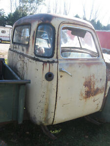 Western 1949 GMC 5 window project truck, sell trade London Ontario image 6