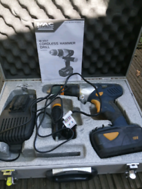 MAC Allister 18v Hammer Drill