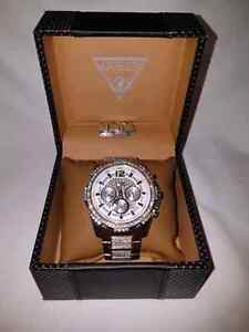 Crystal guess watch
