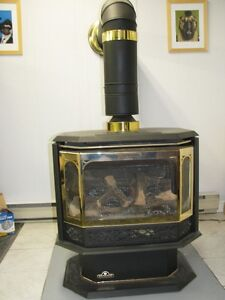 NAPOLEON HAVELOCK GDS50 GAS STOVE