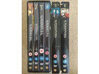 Supernatural complete season dvd box set