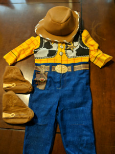 12-24 months Woody costume