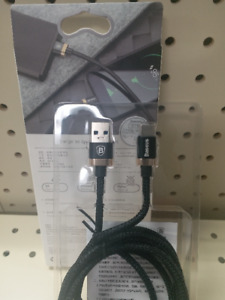 50% OFF Baseus High Speed USB 3.0 Type C Cable - M2 Computer