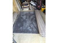 Sirius (invictus) top quality soft thick pile grey/silver carpet