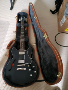 Gibson ES-339 with Gibson case and certificate