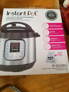 Instant hot pot Brand New