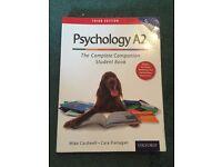 A2 Psychology (AQA A) textbook. Third edition