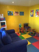 Home daycare summer spots available