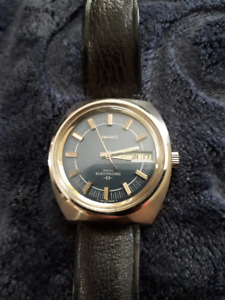 BIRKS VINTAGE SWISS MADE ELECTRIC ELECTRONIC WATCH
