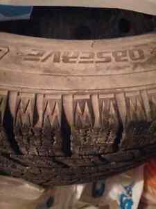 205/55R 16 Toyo Garit KX Winter tires