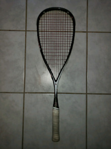 Karakal and Head Squash Racquets