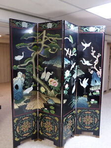 Chinese (?) Room Divider
